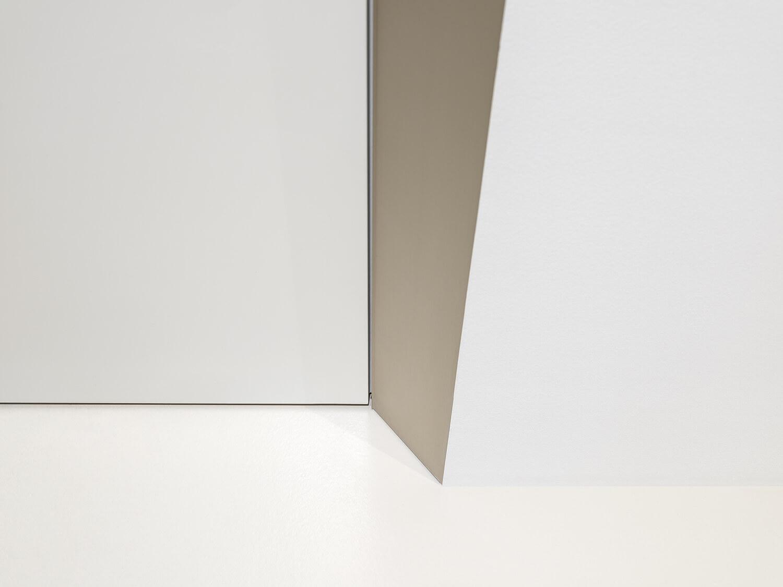 ECLISSE 40 Collection - dettaglio della strombatura a 40° Enrico Dal Zotto | Photography