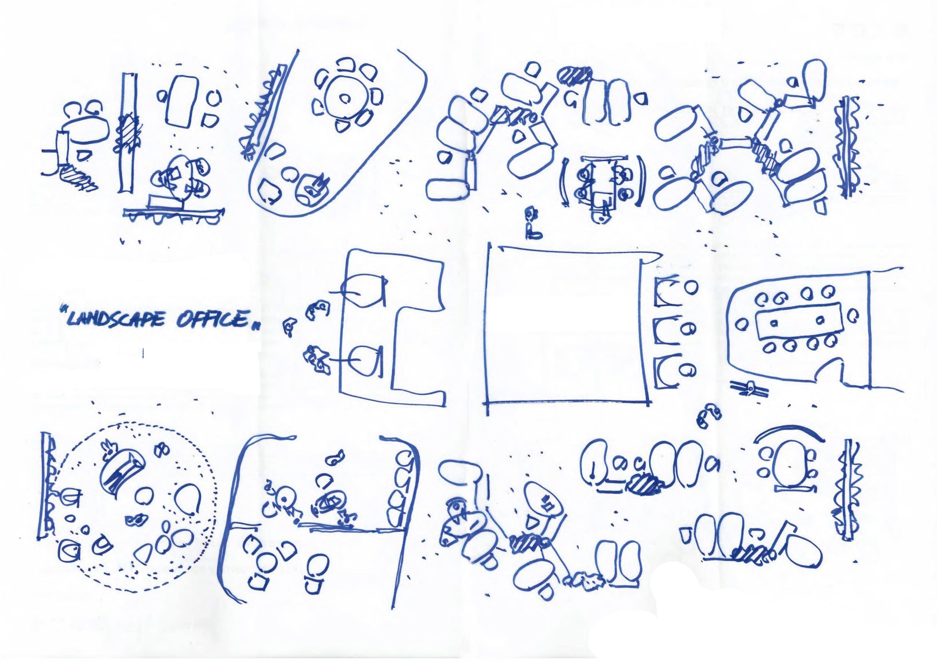 Concept Landscape office Frigerio Design Group}
