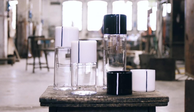 Composizione dei set in fornace Nason Moretti quantobasta