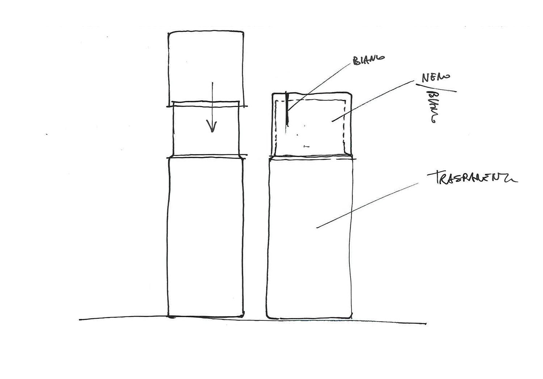 Sketch concept Gherardiarchitetti}