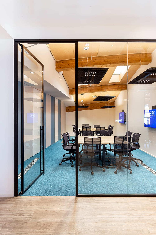 IBM Meeting room Francesca Iovene