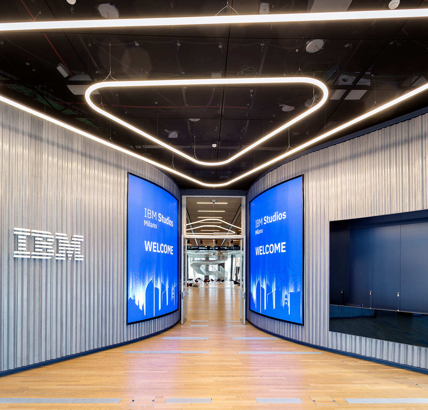 IBM Entrance Francesca Iovene