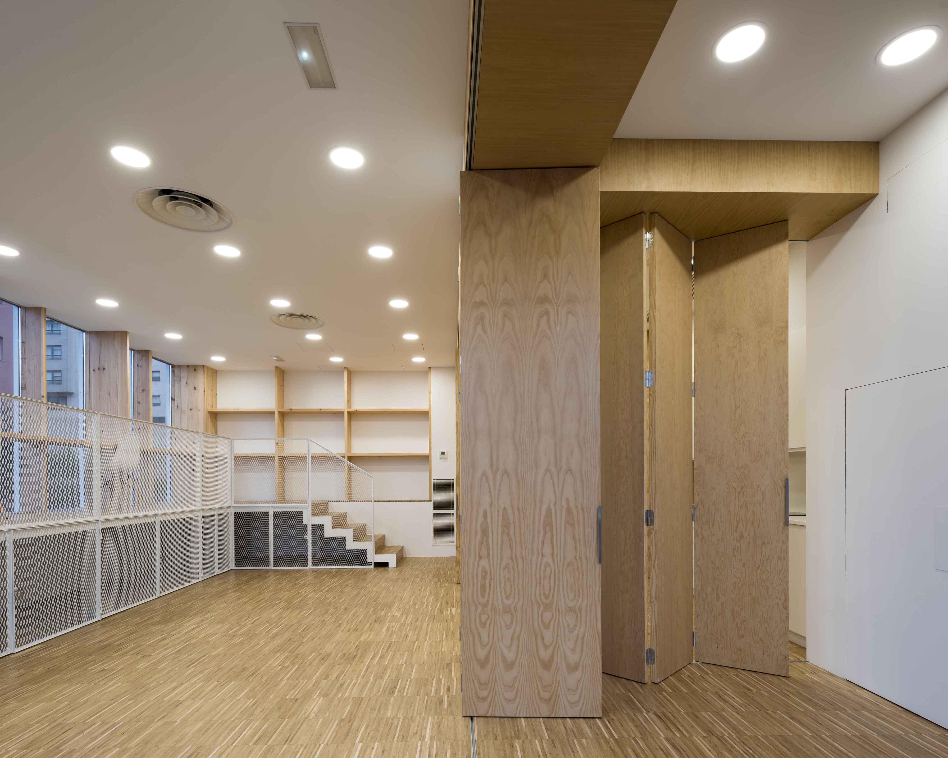 interior view Héctor Santos-Diez}