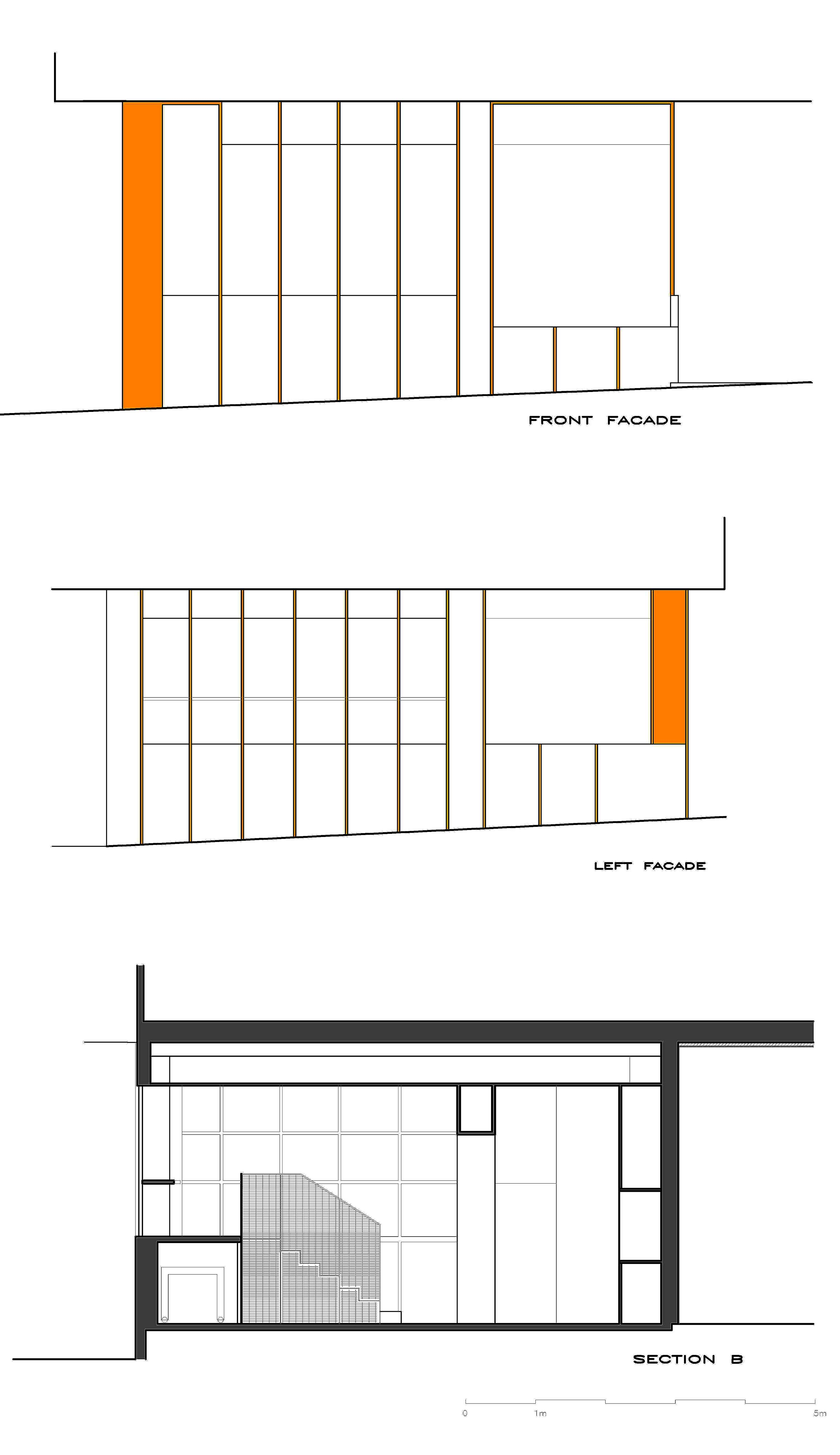 drawings Barge Bouza Architecture}