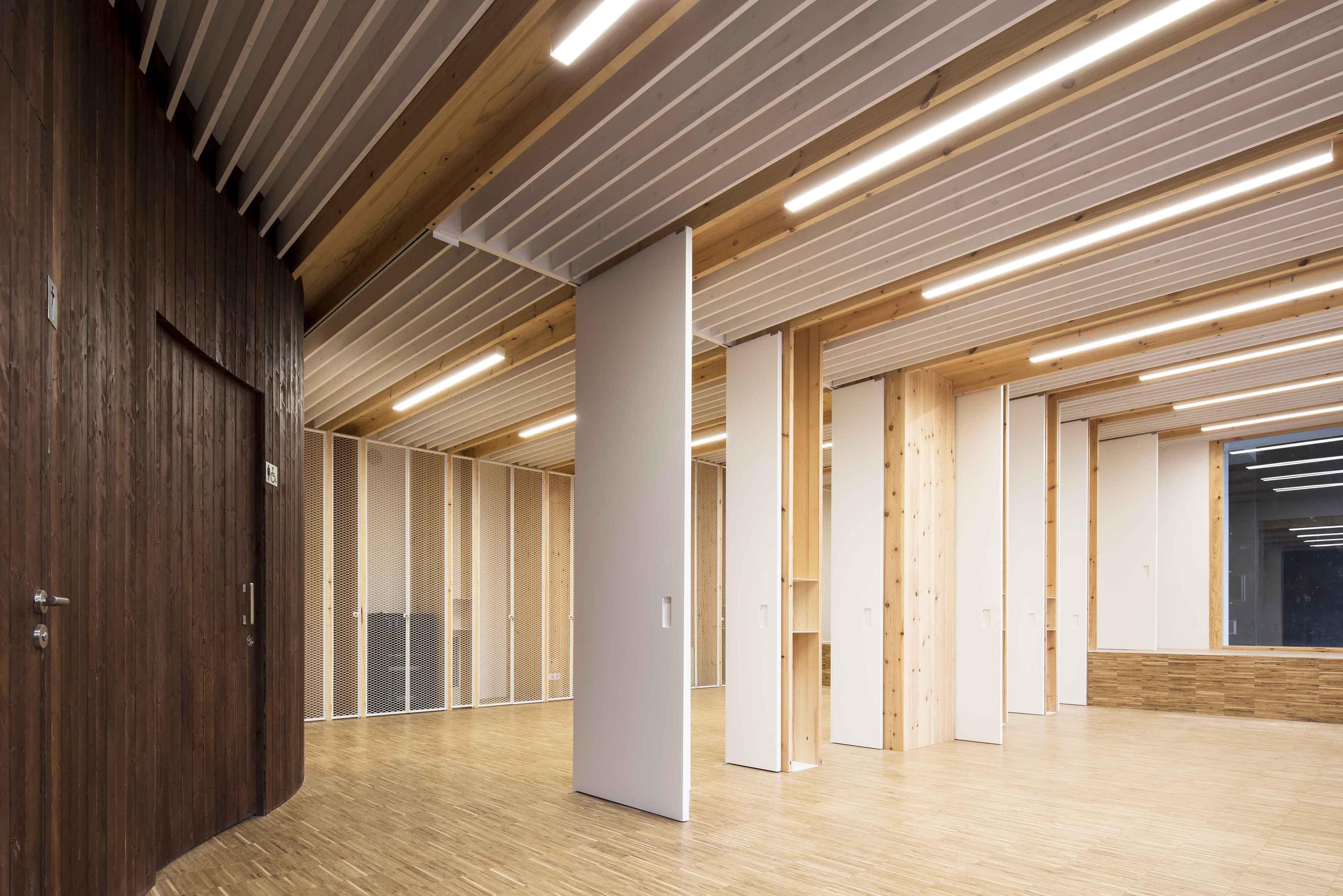 interior view Hector Santos-Diez