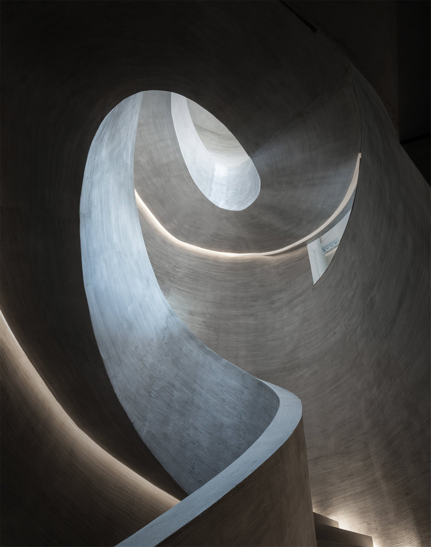 Spiral staircase A. GUANG