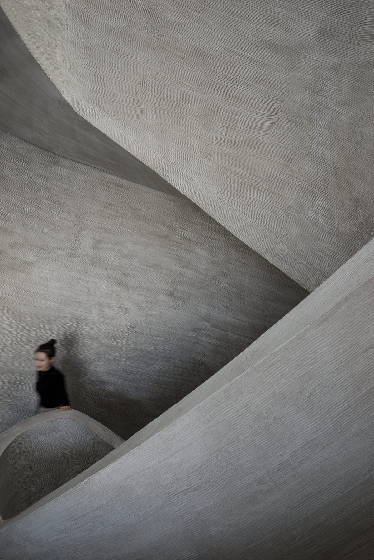 Spiral staircase1 A. GUANG