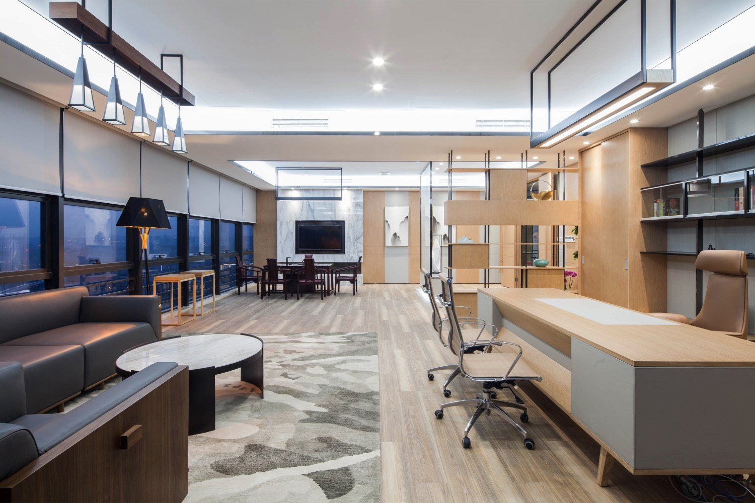 CEO office Guanhong Chen}
