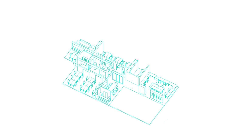 Exploded diagram 7 Shanghai ORIA Planning & Design Co., Ltd.}