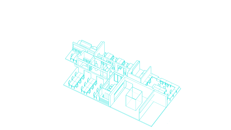 Exploded diagram 9 Shanghai ORIA Planning & Design Co., Ltd.}
