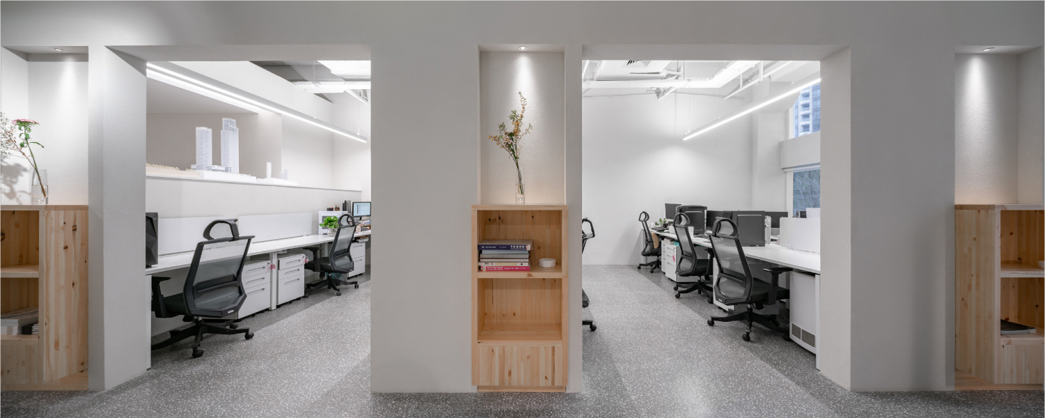 Shanghai Oria Planning Design Co Oria Office Represents Experimental Career About Time And Space