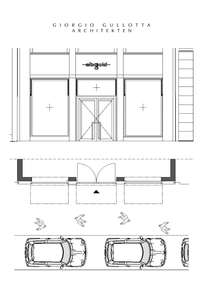 Exterior view Giorgio Gullotta Architekten}
