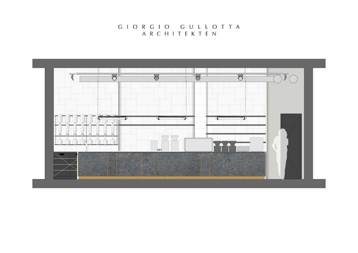 Section A Giorgio Gullotta Architekten}