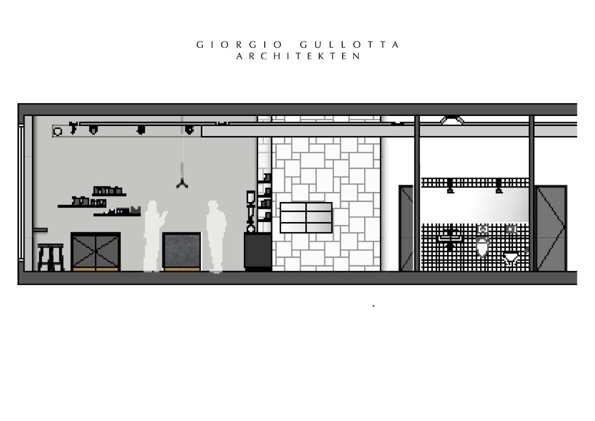Section D Giorgio Gullotta Architekten}