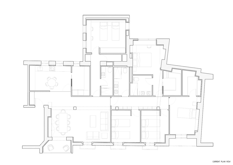 Current plan view Contextos de Arquitectura y Urbanismo}