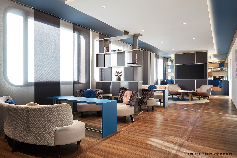 Club Lounge Marriott International Inc.