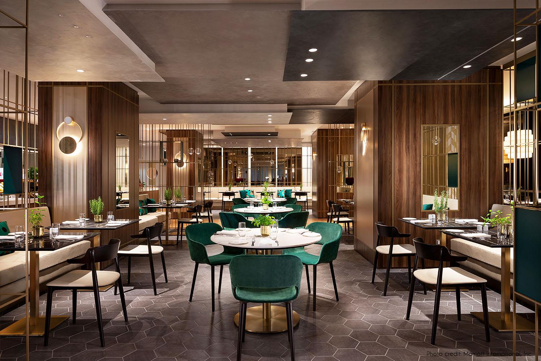 Hotel Restaurant Marriott International Inc.