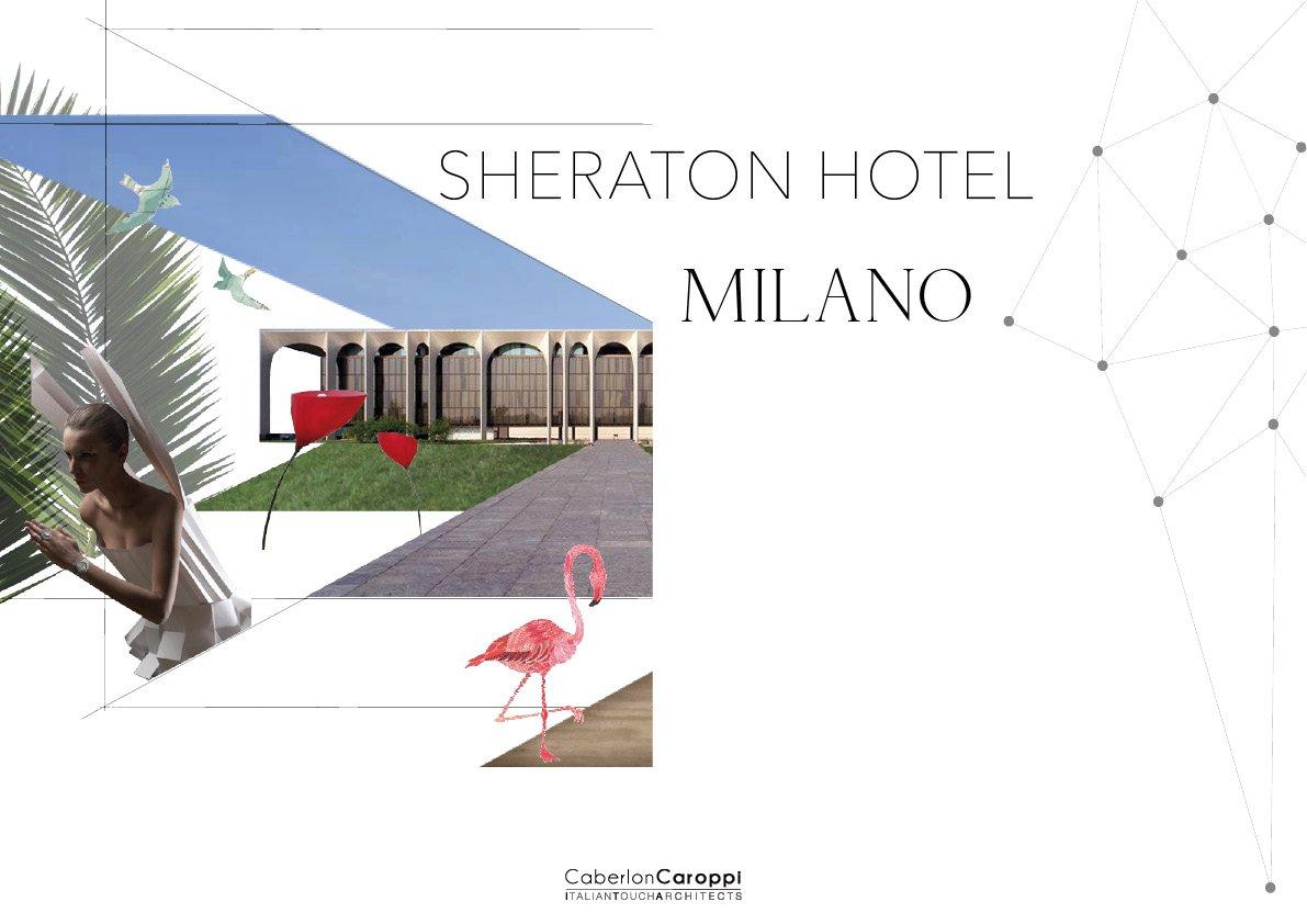 Sheraton Milan San Siro - Mood CaberlonCaroppi Architetti associati}
