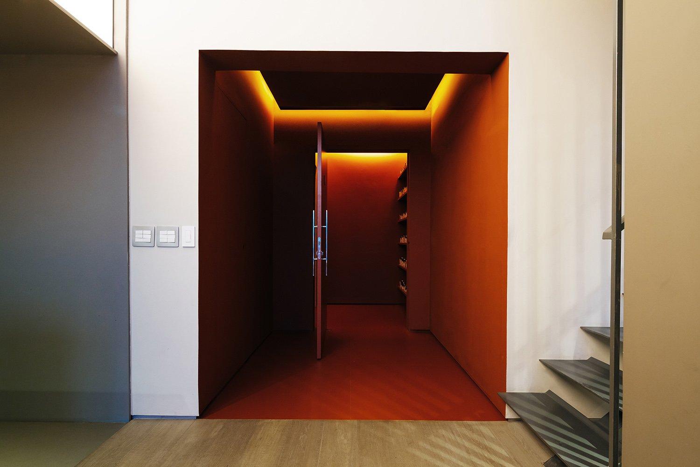 Entrance hall Pedro Kok