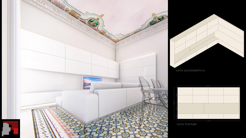 House C Render Sergio Marceca - Giuseppe Todaro Architect}