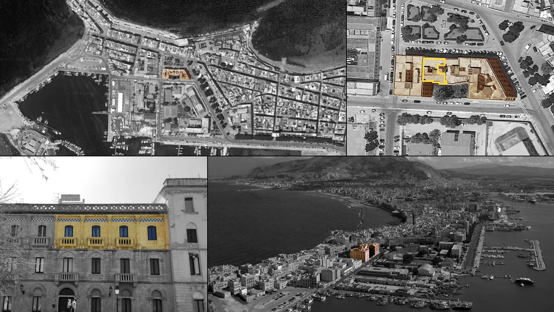 House C - aerofotogrammetria e foto Giuseppe Todaro Architect