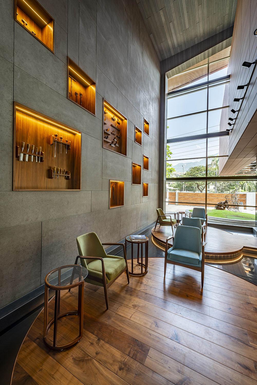 Waiting Lounge Vinesh Gandhi