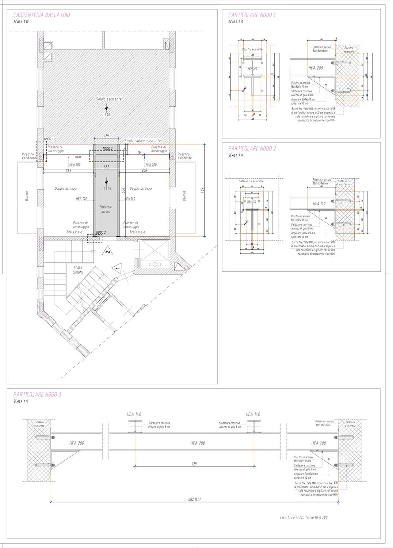 dettagli strutturali Progeco + enrico muscioni architect}