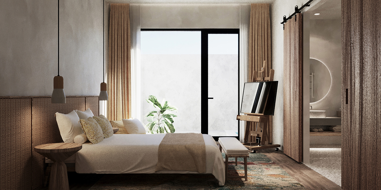 Guest room-2 Yangyang He