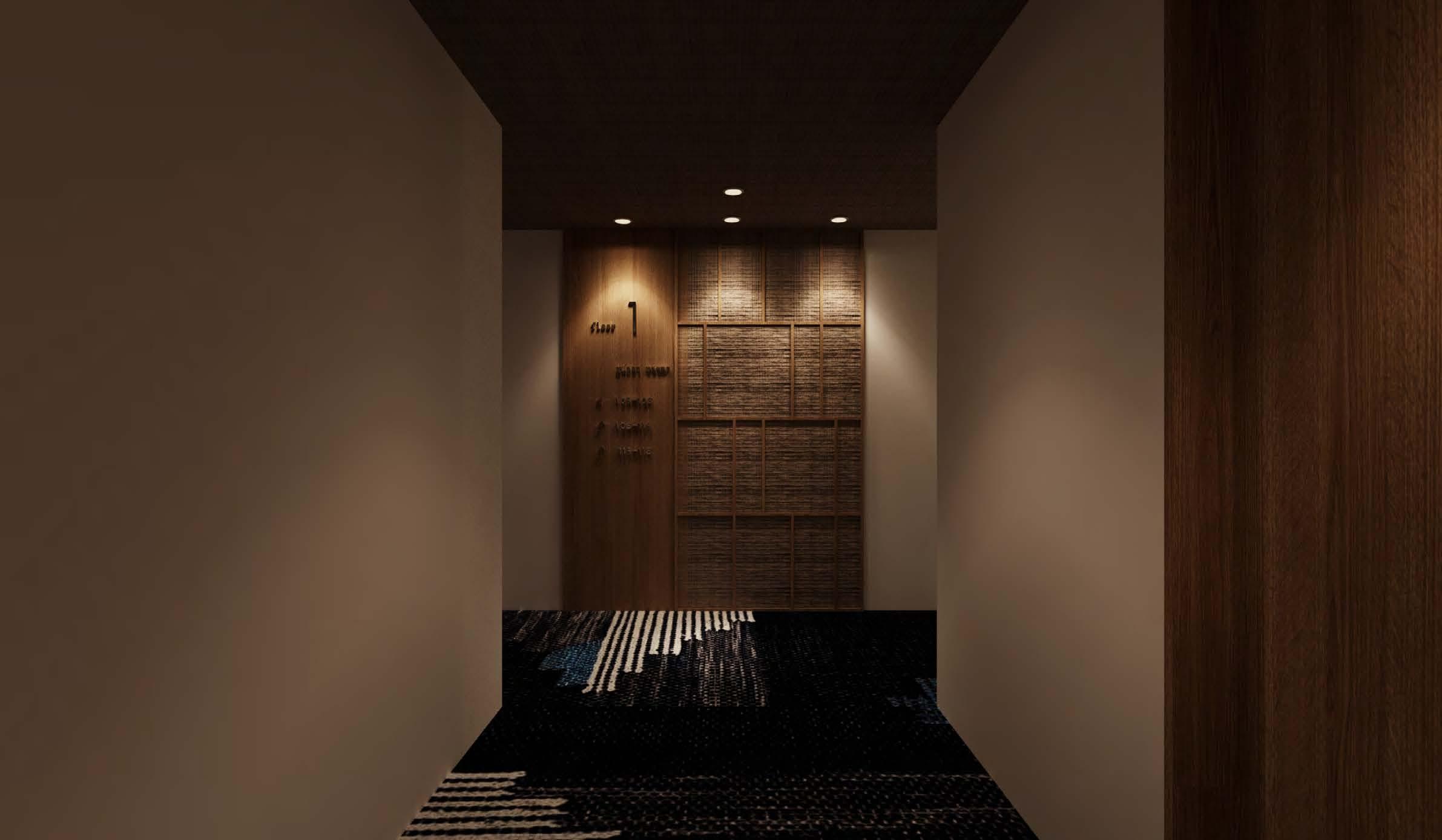 Corridor Yangyang He