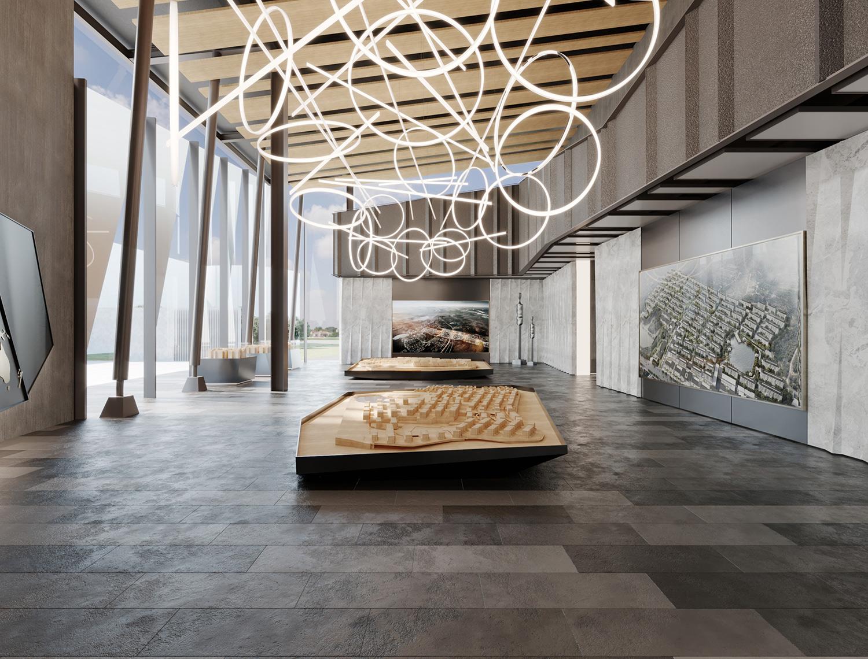 Sand table Wei Sun
