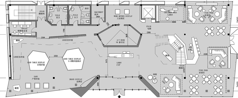 1F layout Wei Sun}