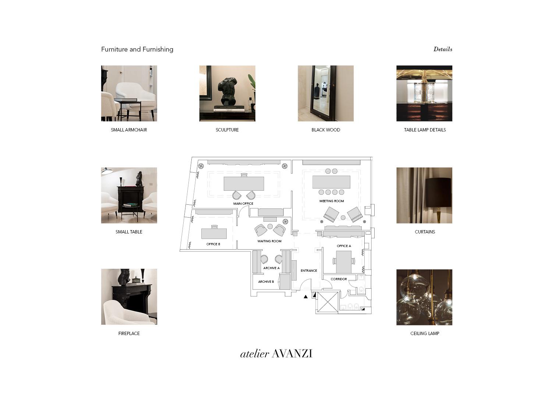 Furniture - Furnishing - Details atelier Avanzi}
