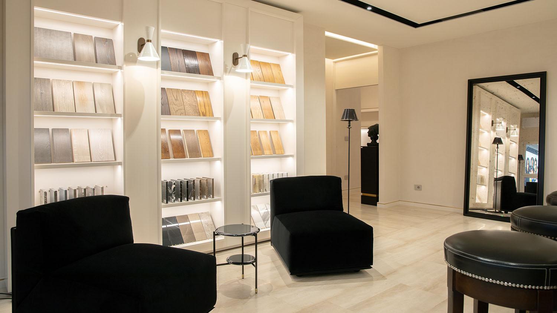 Meeting room Atelier Avanzi - Ph. Gianmarco Varetti