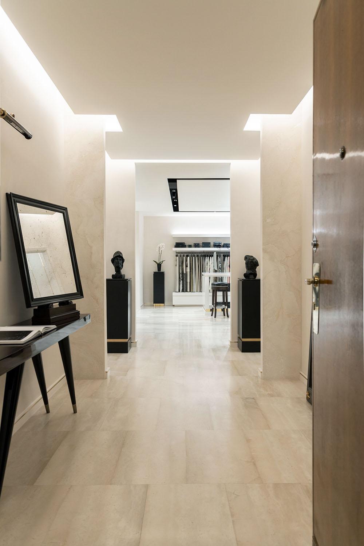 Entrance Atelier Avanzi - Ph. Gianmarco Varetti