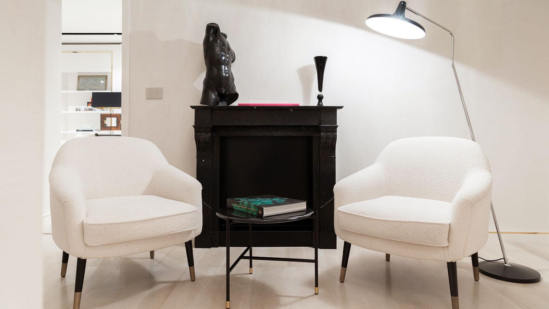 Waiting room Atelier Avanzi - Ph. Gianmarco Varetti