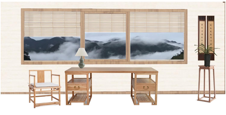 Soft furnishings Zhou He}