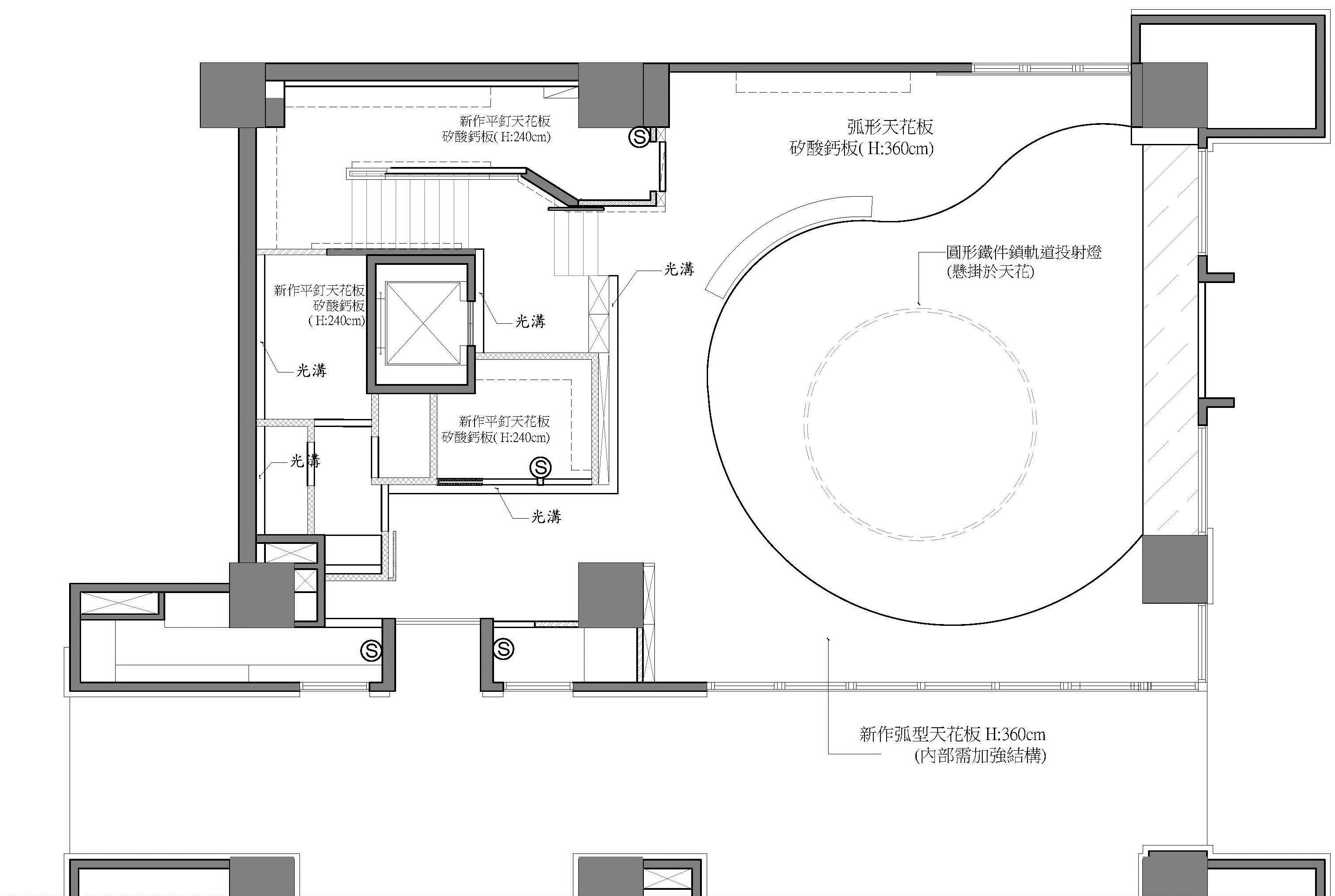 2F plan Homeyoung interior decorating and design Ltd.}