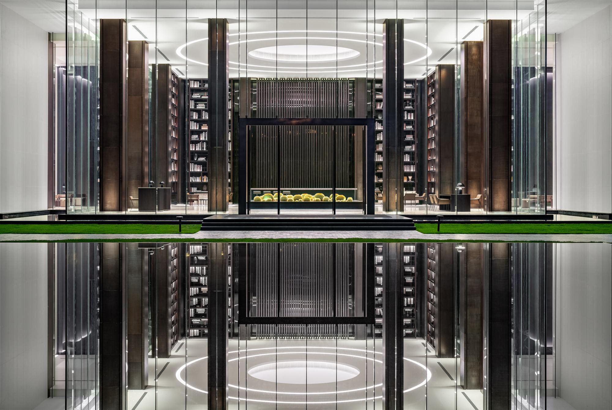 SCDA Architects, Thomas Chan Designs Limited (TCDL)