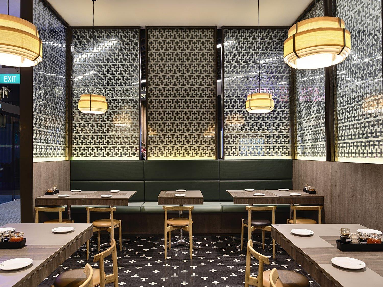 Restaurant Interior Derek Swalwell