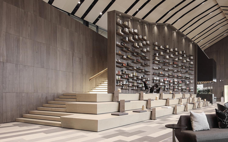 Library Tian Xia