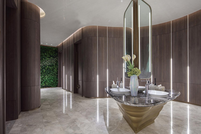 Washroom Tian Xia