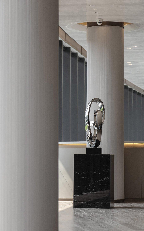 Sculpture Tian Xia}