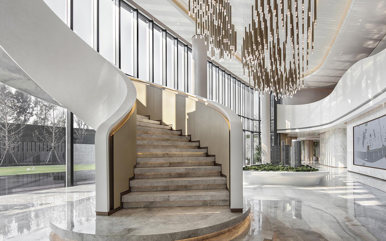 Staircase Tian Xia
