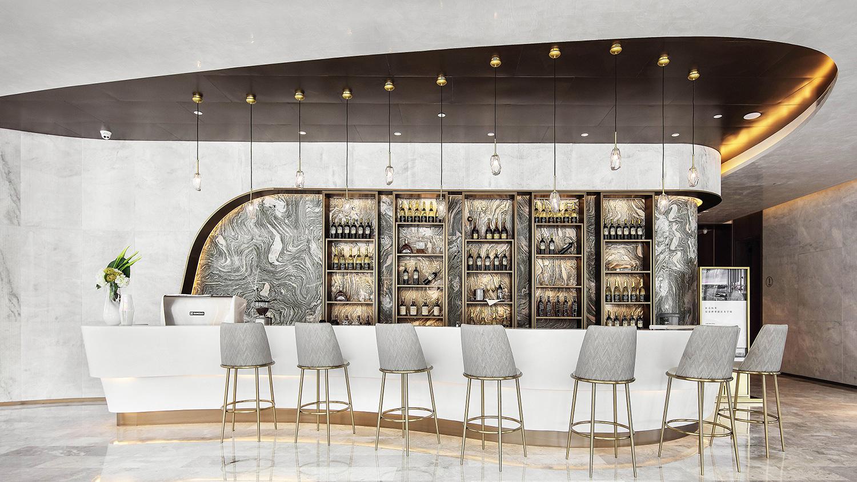 Bar area Tian Xia