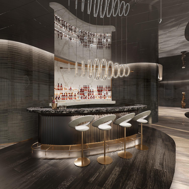 Bar area Wenxin Fan