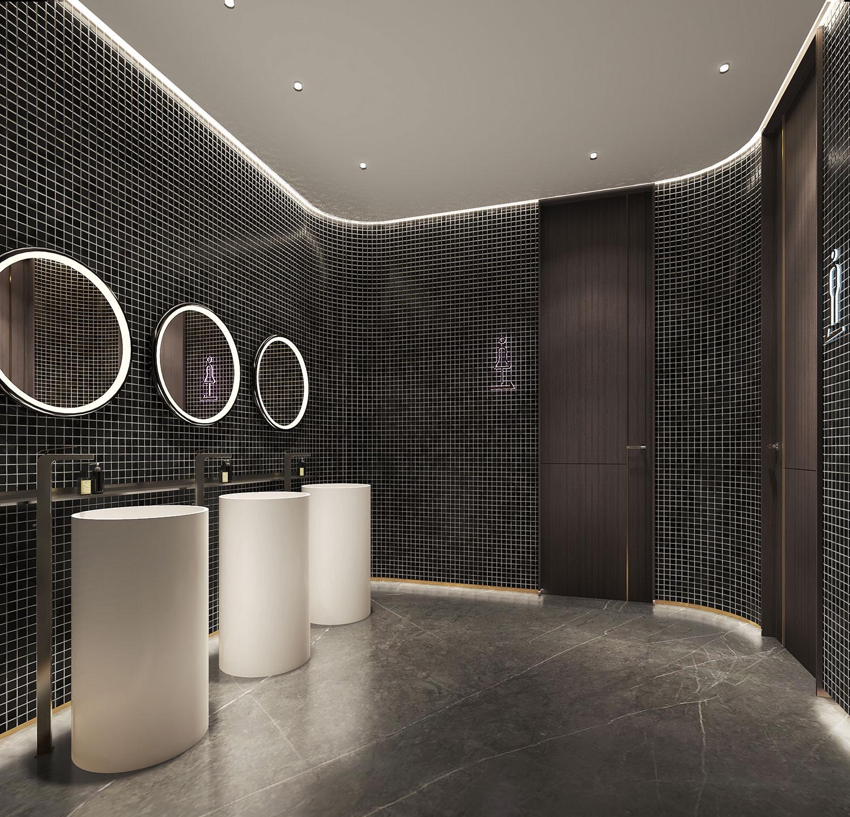 Toilet Wenxin Fang