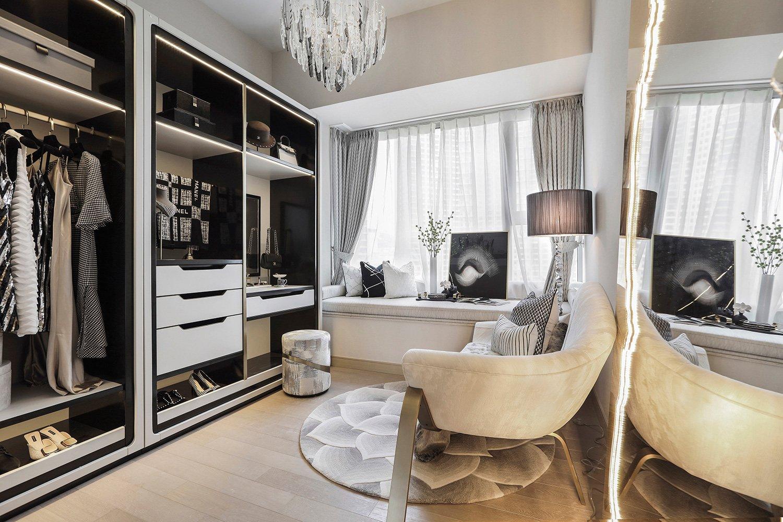 Cloakroom Tian Xia