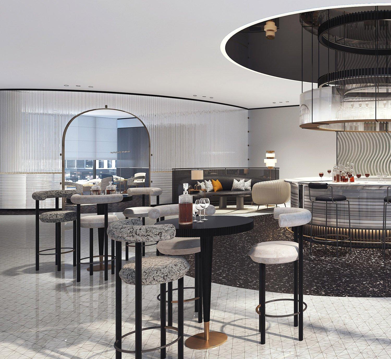 lounge Harmony World Consultant & Design