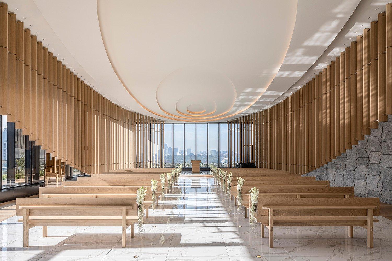 Chapel, screen open Kenji Masunaga