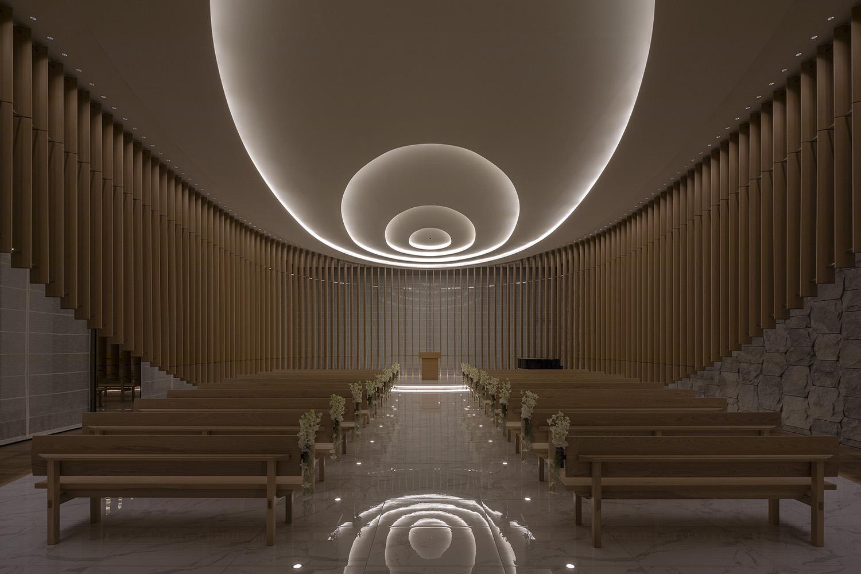 Chapel, screen closed Kenji Masunaga